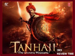 Read more about the article Tanhaji: The Unsung Warrior | Release Date, Cast, Review