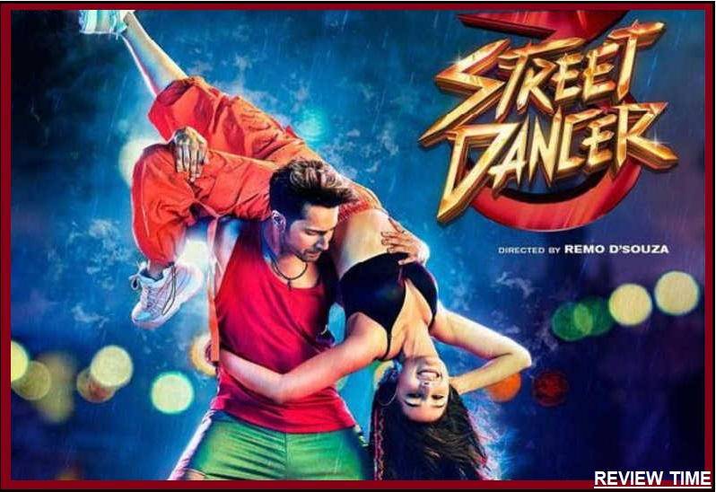 You are currently viewing Street Dancer 3D Movie | Trailer, Songs, Review