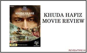 Khuda Hafiz Movie Poster