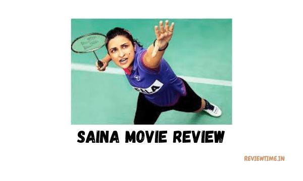 Saina Movie Review, Story, Cast, Ratings