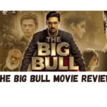 The Big Bull Movie Review, Story, Cast, Ratings