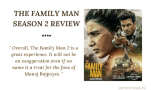 Read more about the article The Family Man Season 2 Review