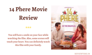 Read more about the article 14 Phere Movie Review, Ratings, Story, Cast